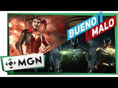 INJUSTICE 2 EN PC: LO BUENO Y LO MALO (Análisis y reseña)   MGN