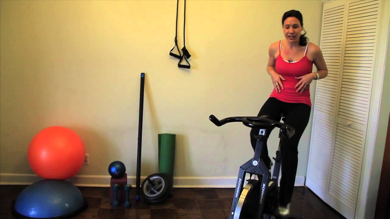 how to burn fat diet and spin bike workout from empower your body youtube. Black Bedroom Furniture Sets. Home Design Ideas