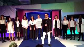 """Enchorus - """"Come Alive"""" (The Greatest Showman) @ Ideal Home Show 2018"""