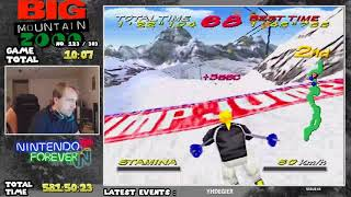 N64Ever / #123 - Big Mountain 2000