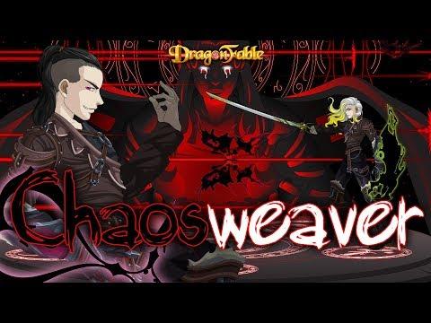Dragon Fable Chaos Weaver Armor