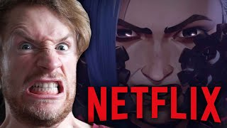 LoL - Trends #253 | Arcane Animated LoL NETFLIX Series
