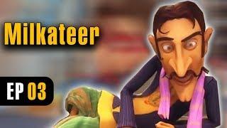 Milkateer's Episode 3 - Cartoon Central | TG1