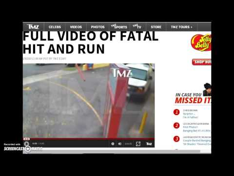 Suge Knight Full Hit and Run video