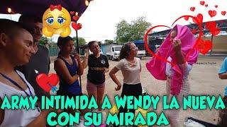 Wendy la nueva muere por Army😱 NOS FUIMOS A VER EL NIDITO DE AMOR DE NANO Y BESSY😍  Parte 16