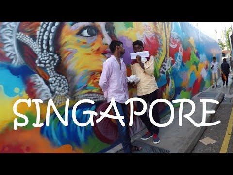 Exploring SINGAPORE: Ultra Modern City of the Future