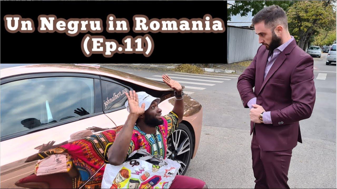 UN NEGRU IN ROMANIA | Episodul 11: Agentie Imobiliara