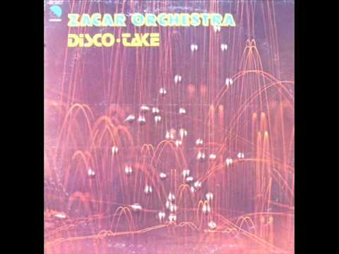 ZACAR ORCHESTRA - SUPERFLY (1977)