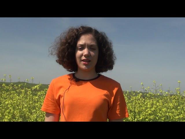 Ирина Дудникова читает произведение «Родине» (Бунин Иван Алексеевич)