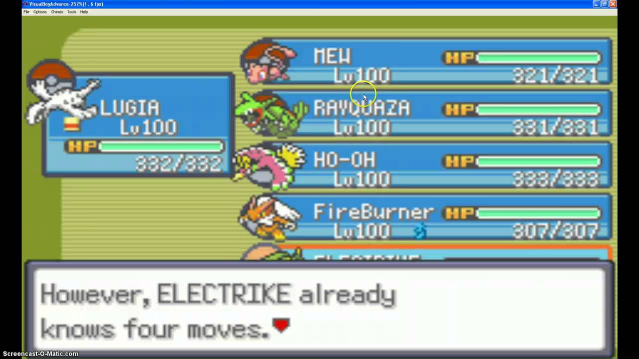 What Level Does Electrike Evolve To Youtube