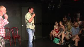 PERFORMANCE:  Matt Walsh and Matt Besser on audience memb...
