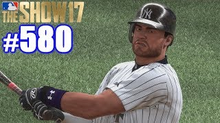 MY FIRST EVER 7-HIT GAME! | MLB The Show 17 | Road to the Show #580
