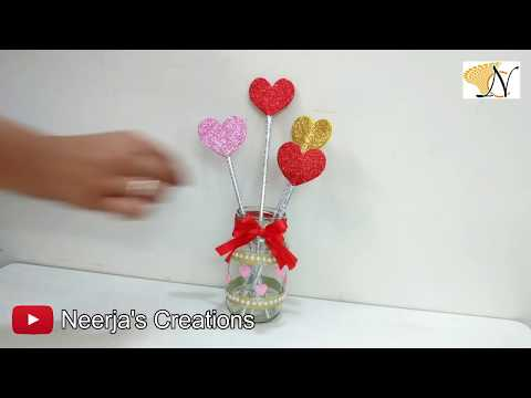 Best of waste Jar craft ideas | Easy Best DIY craft idea Unique Diy Idea / Innovative Idea Waste Jar