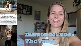 INFLUENCER MARKETING   Ads, influencer wages & authenticity