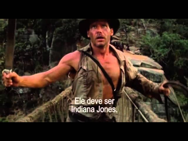 Indiana Jones e o Templo da Perdição - 1984 - Trailer Legendado Brasileiro