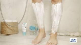 Bodynatur Крем для депиляции в душе - Видео от Body Natur Russia Official