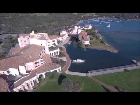 Xiaomi Mi Drone 4K - In volo sul Golfo di Cala di Volpe Costa Smeralda (Sardegna)