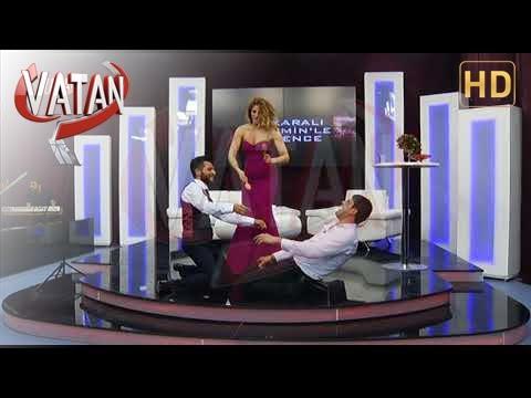 Süslü Ali Vatan Tv Ekranlarında Ankaralı Yasemine Konuk Oluyor Coşuyor Coşturuyor