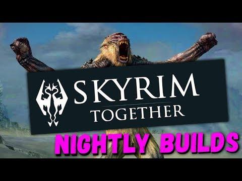 Новости Skyrim Together: Nightly Builds, КАК УЖЕ УСТАНОВИТЬ и прогресс разработки [+ в ОПИСАНИИ]