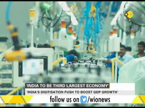 India to be 3rd largest economy