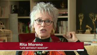 Rita Moreno Acts Out Own Career in