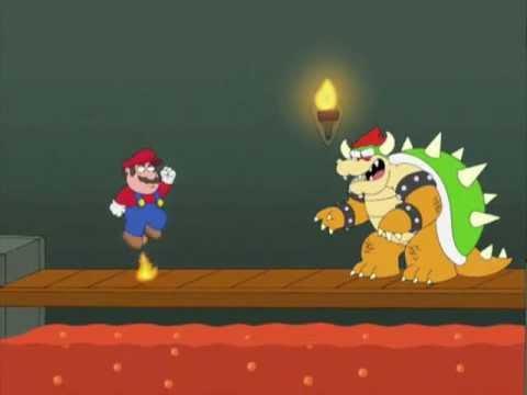Mario Family Guy Family Guy Mario Rescu...