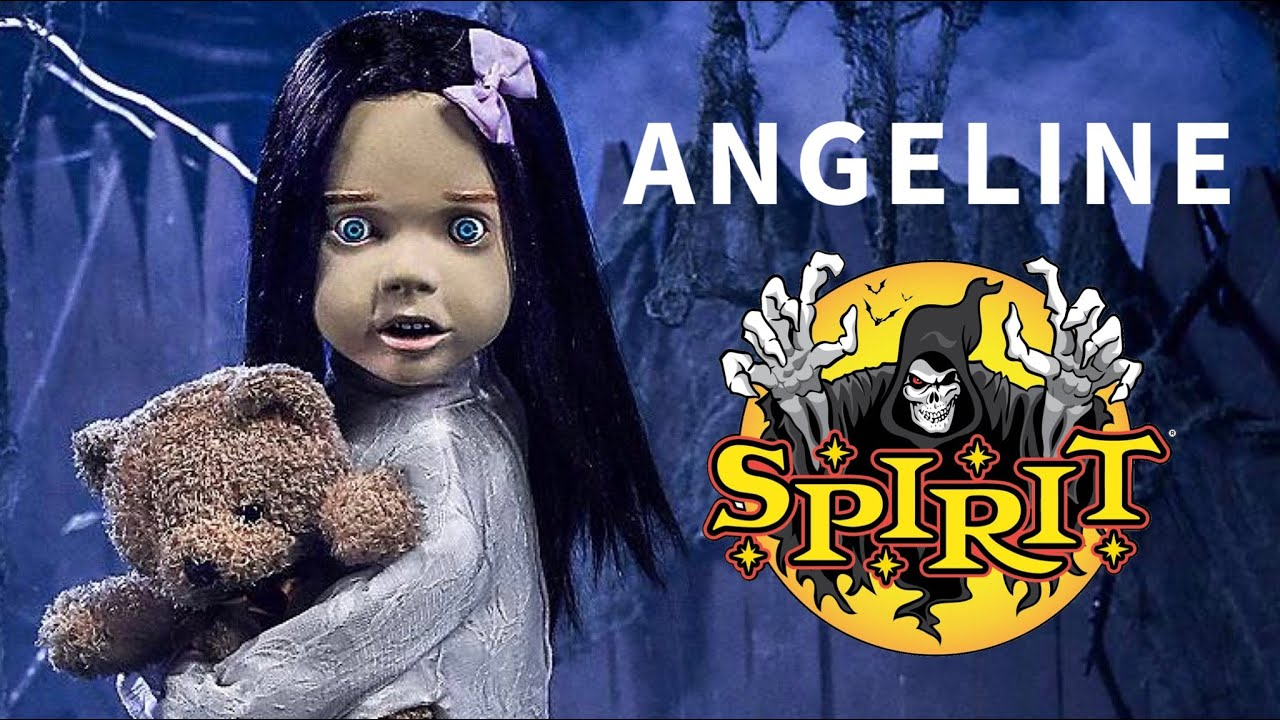 Angeline | Spirit Halloween 2020 sneak peeks