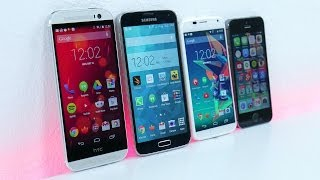 The Best 2014 Smartphones?