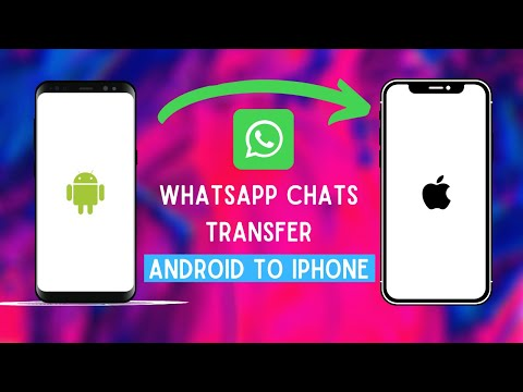 Transfer WhatsApp from Android to iPhone [4 Ways, 3 Rumours!].