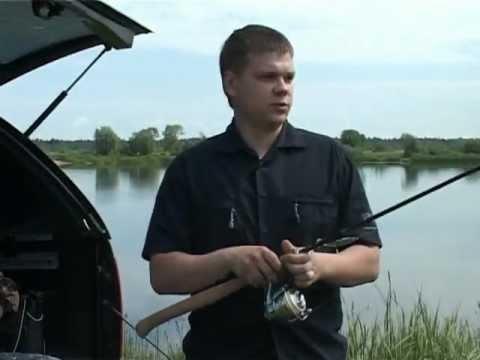 На рыбалке 26 июня 2012 г Ловля жереха на реке Неман