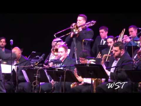 Arturo O'Farrill and The Brooklyn College Big Band - An Evening of Calypso Jazz