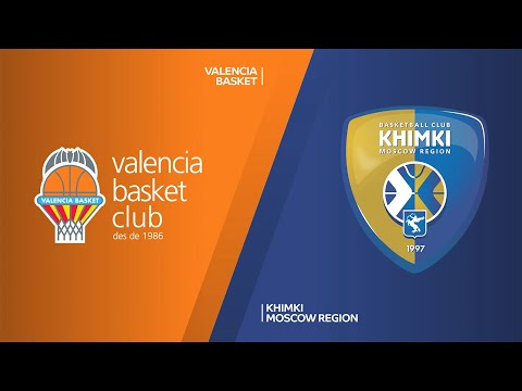 Valencia Basket - Khimki Moscow Region Highlights | EuroLeague, RS Round 16