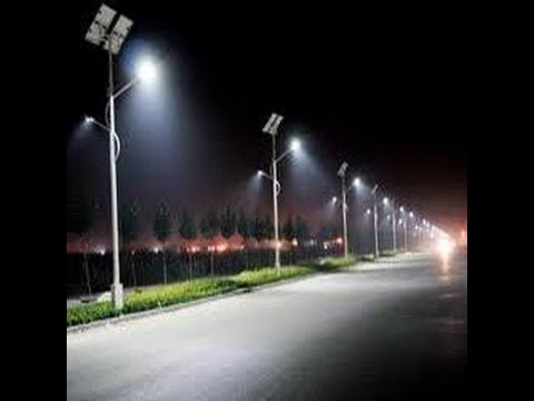 How To Make Automatic Street Light Science Project
