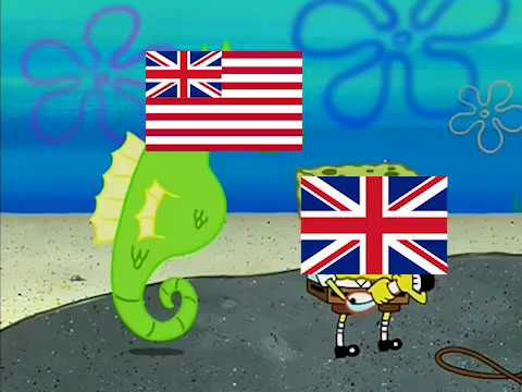 History as Told by Memes: British Colonies