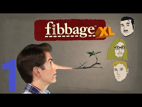 The Lies We Tell... Fibbage XL Jack Box Episode 1  
