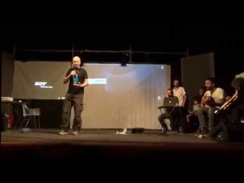 GAZEBO ..Serata inaugurale Roma Fringe Festival 7 giugno 2014