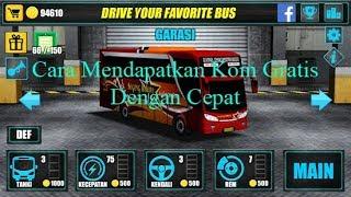 Cara Mendapatkan Koin Banyak Dengan Gratis Di Telolet Bus Driving 3D screenshot 5