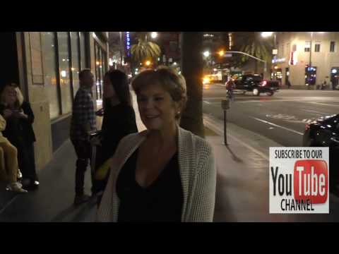 Kristine DeBell talks about doing Playboy in the 70's at Katsuya Restaurant in Hollywood