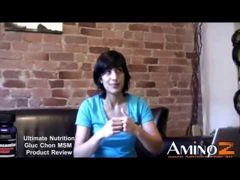 Ultimate Nutrition Glucosamine
