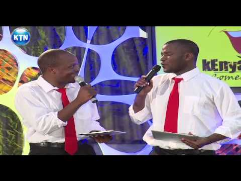 Uhuru Ruto Uniform - Kenya Kona Comedy