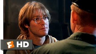 Stargate (12/12) Movie CLIP - Jackson Decides to Stay (1994) HD
