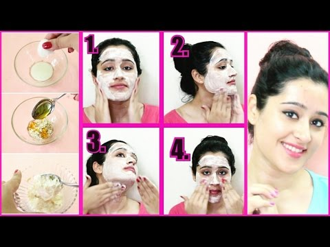 Skin Whitening Facial- Step By Step Facial |Fair, Glowing Skin | Remove Sun Tan