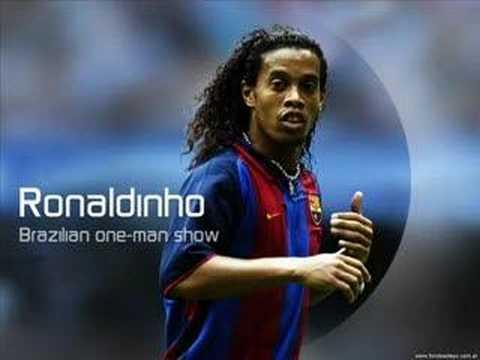 Video de Ronaldinho y toda su magia