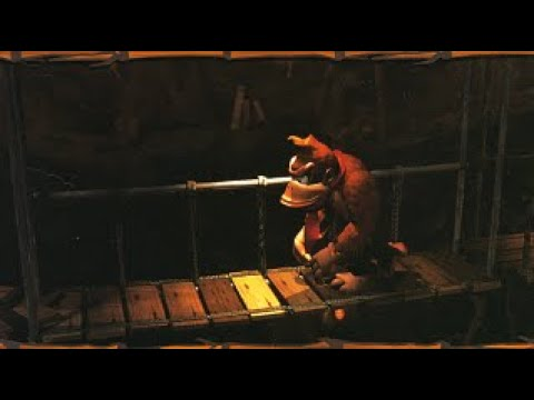 Donkey Kong Country - Life In The Mines [Restored] Extended