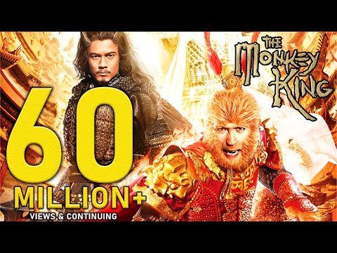 The Monkey King Full Action Movie In Hindi...
