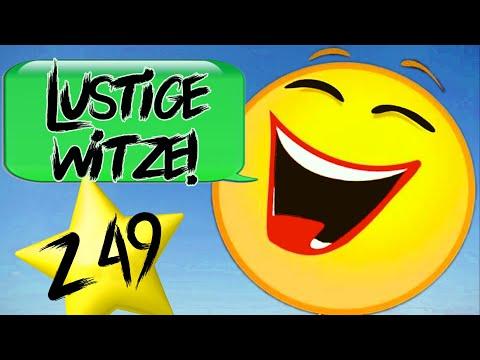 Lustige Witze | Folge 249 (mit Schwarzem Humor)