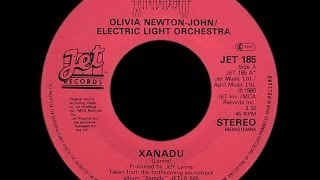 Olivia Newton John & Electric Light Orchestra ~ Xanadu 1980 Disco Purrfection Version