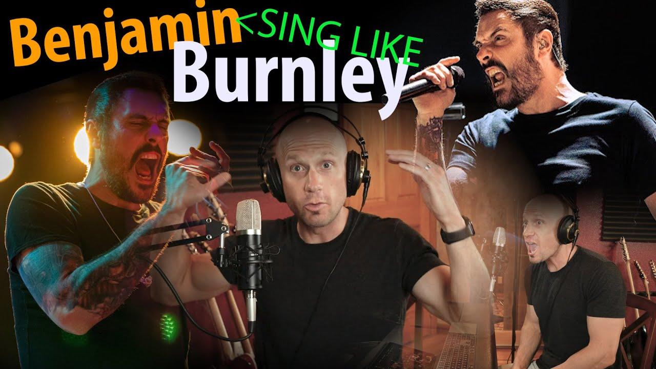 How to Sing Like Benjamin Burnley. Breaking Benjamin (Lower ...