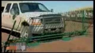 Drive Over Gate - Also A Cattle Guard Alternative