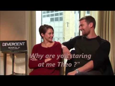 ► Shailene Woodley & Theo James || Save my heart from YouTube · Duration:  2 minutes 14 seconds